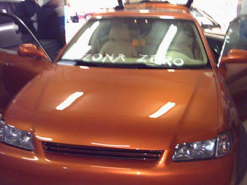 Tapizado de AUDI A3
