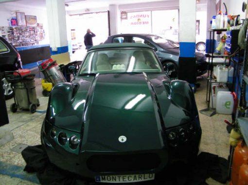 Tapizado de MONTECARLO BMW