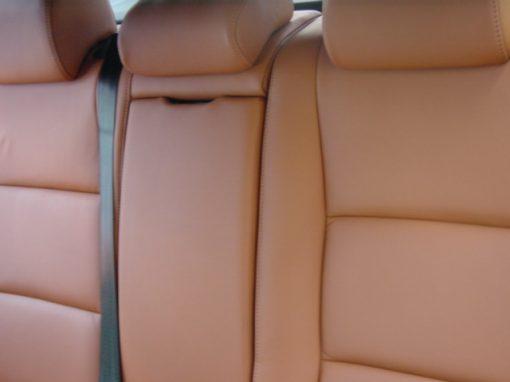 Tapizado de BMW