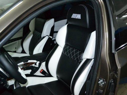 Tapizado de BMW 525